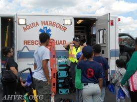 Ambulance Tour