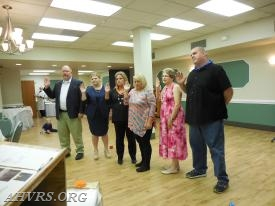 Installation of officers for 2016-2017