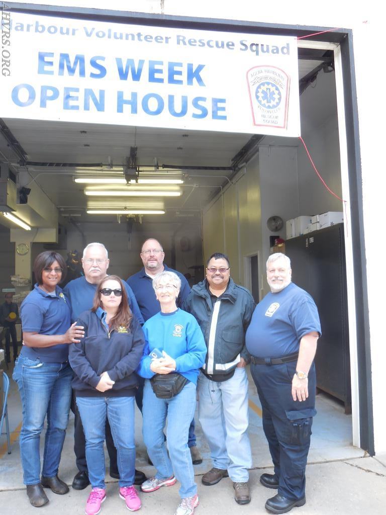 EMS WEEK Open HOUSE 2015