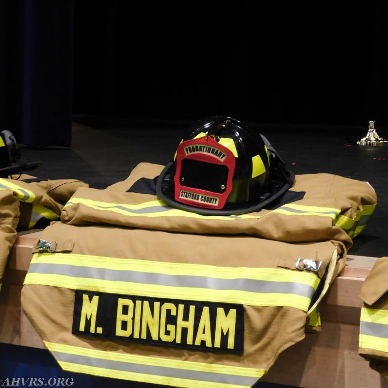 New Firefighter