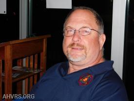 Bob Holcombe Recipient of the President's Award