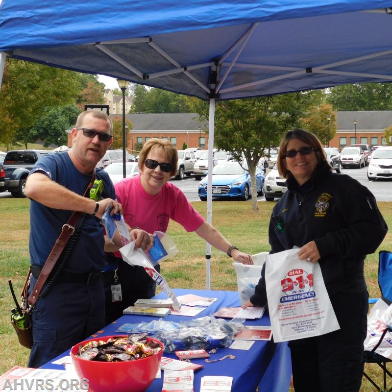 Community Outreach St William of York Fall Festival