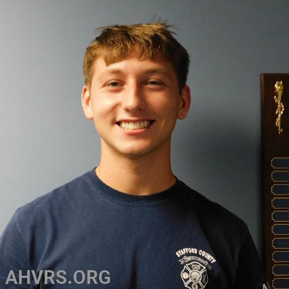 Jonathan Krob, EMT-B, High School Student