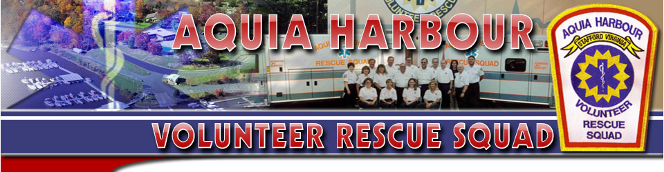 Aquia Harbour Volunteer Rescue Squad